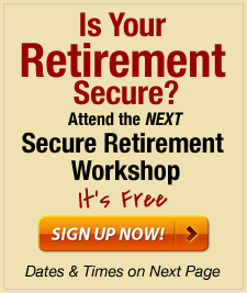Register for the Secure Retirement Workshop